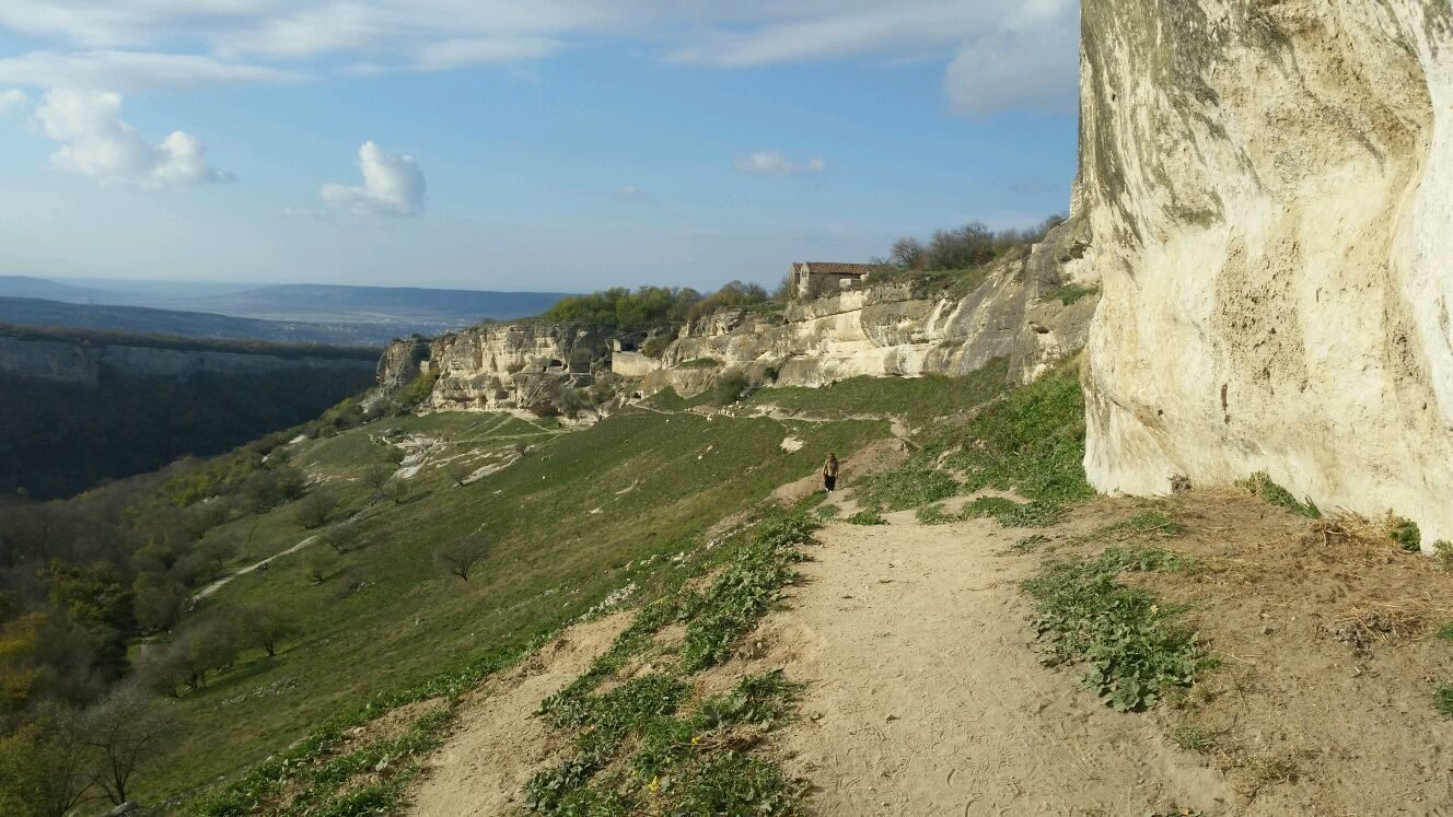 Отдых в Бахчисарайском районе Крыма – Пещерные города