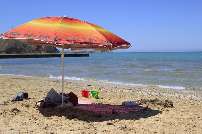 крым отдых с детьми недорого песчаный пляж