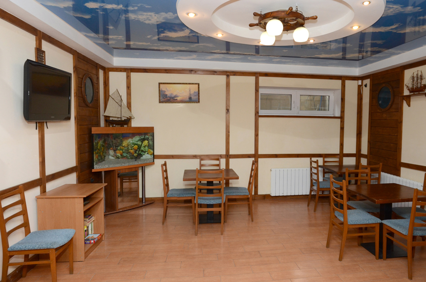 Отель Крыма с кухней
