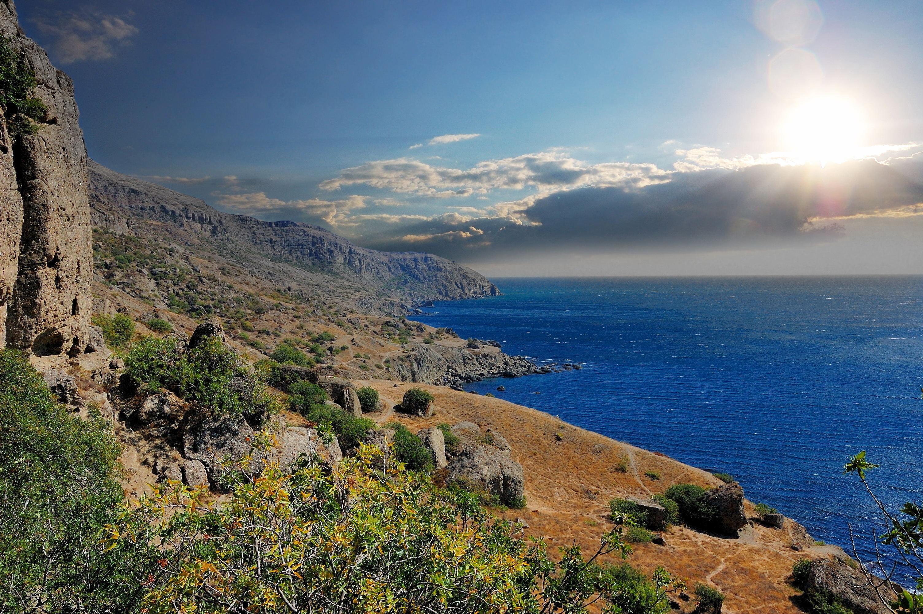 Фото природы летом, красивые фото природы, фото Крыма