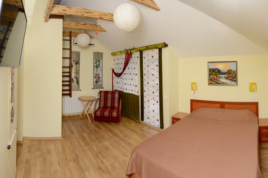 Номер виллы «Пилигрим» для отдыха в Песчаном — цены на странице